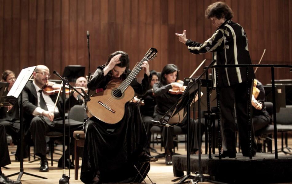 Bogota with Carmen Moral