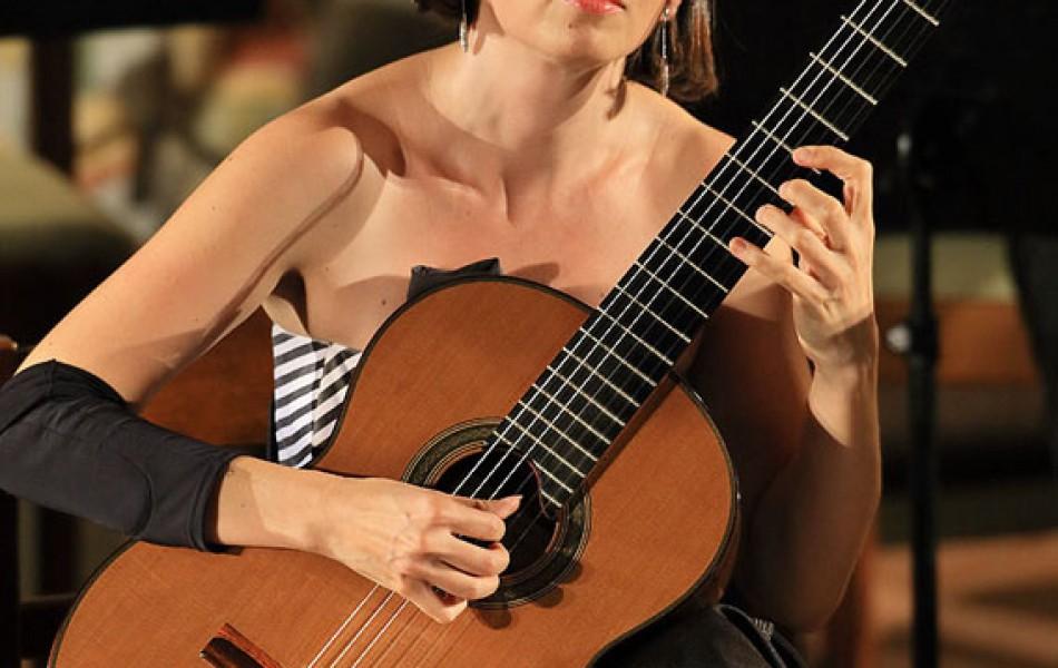 MHF ČK 2013, Miriam Rodriguez Brüllová /kytara/, Albert Wonja