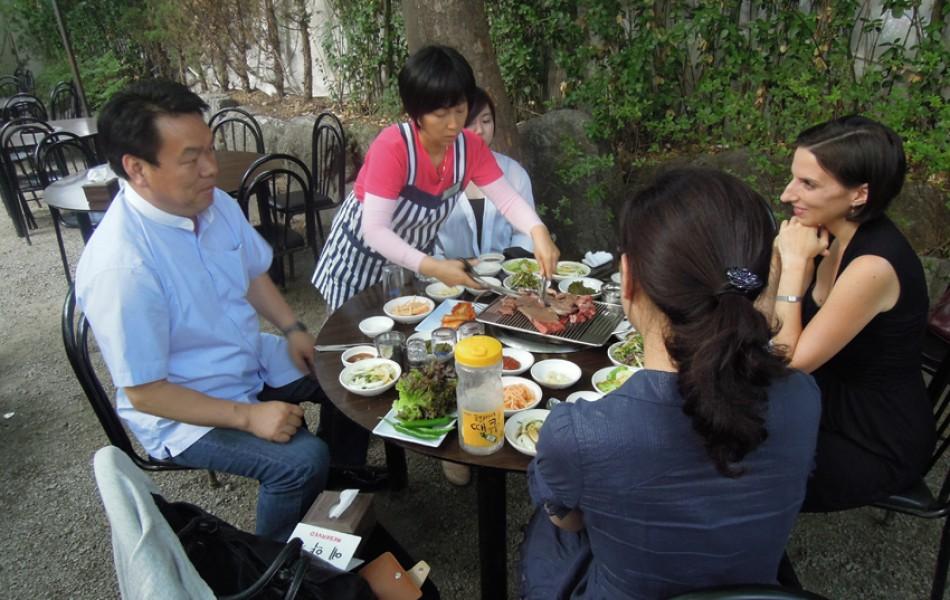 Seoul barbecue 2012