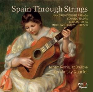 Spain-Through-Strings