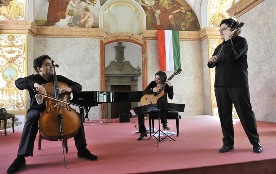 with Adam and Sandor Javorkai
