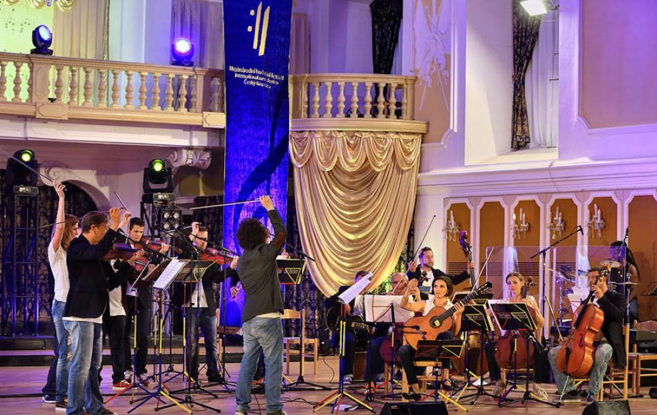 Mezinarodni hudebni festival Cesky Krumlov 2014, Classical Music
