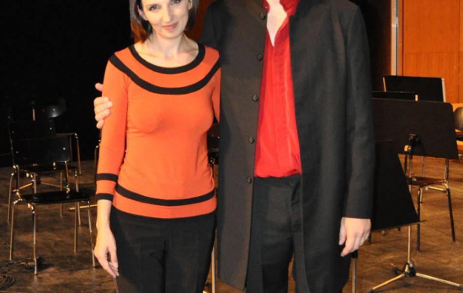 with Jurgen Bruns - Franfurkt:O