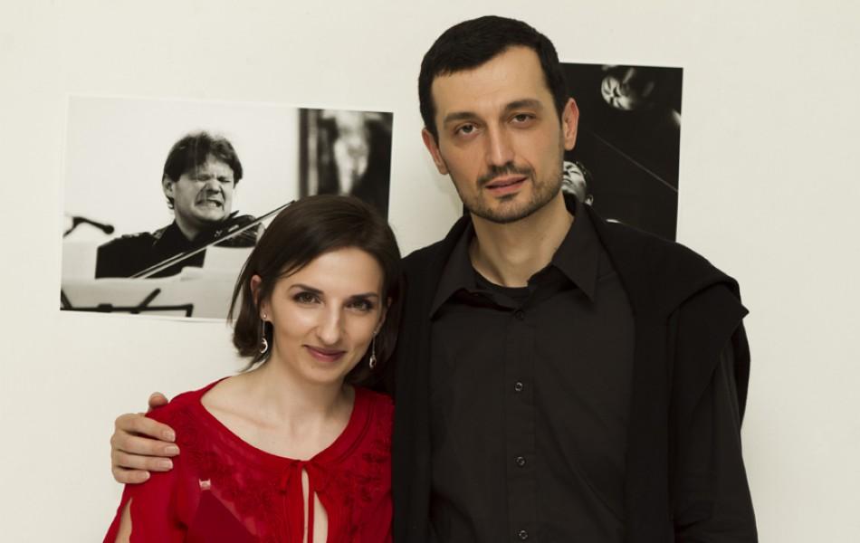 with Salvatore Seminara