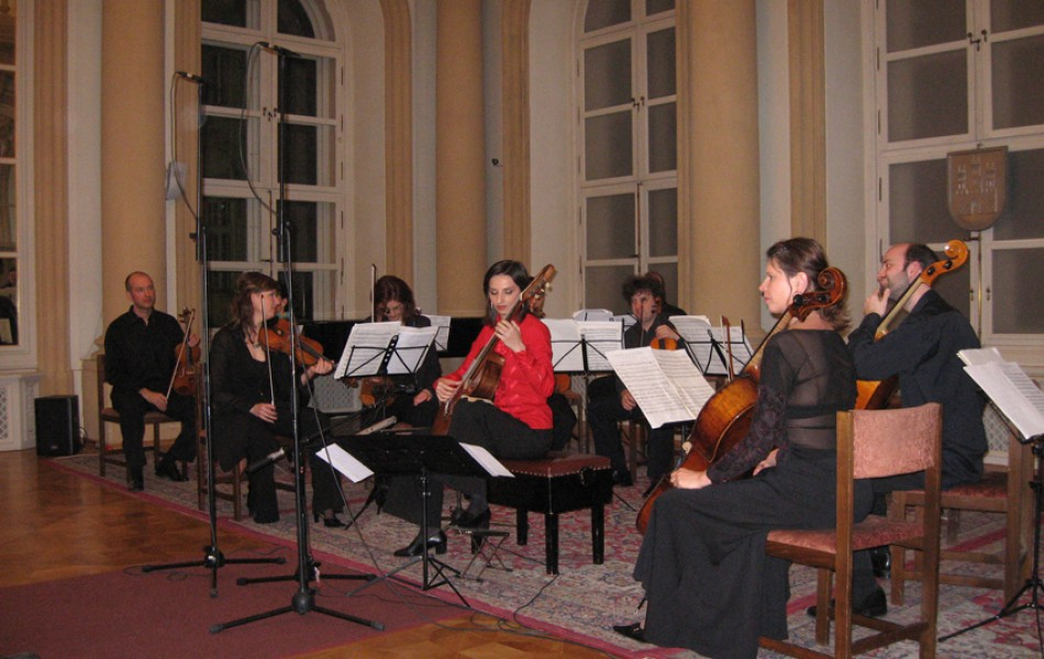 with Talich Chamber Orchestra - 2007